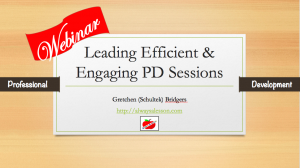 PD Webinar cover image