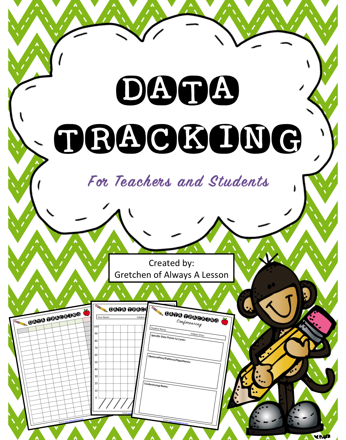 data tracking cover