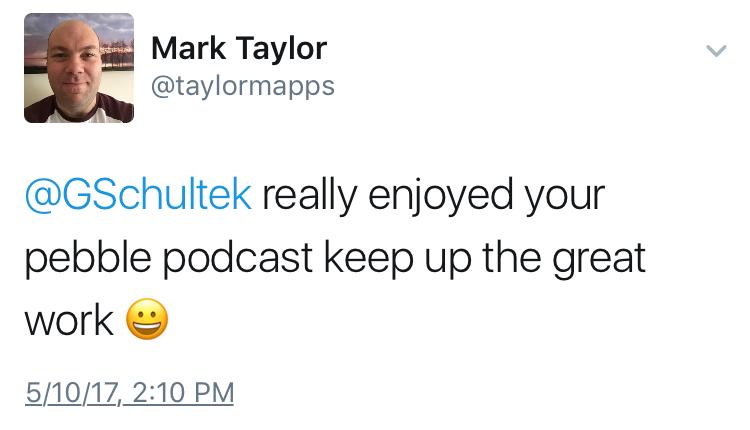 podcast episode feedback