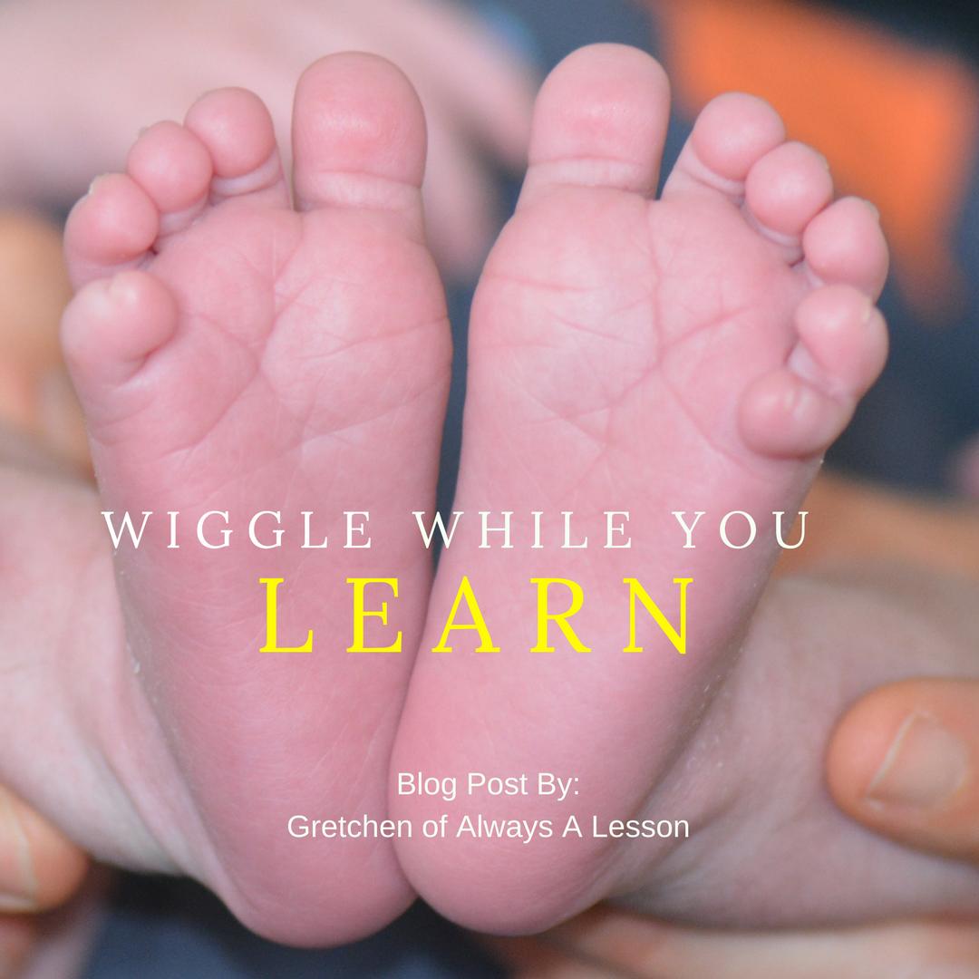 wiggle while you