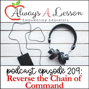 Reverse the Chain of Command