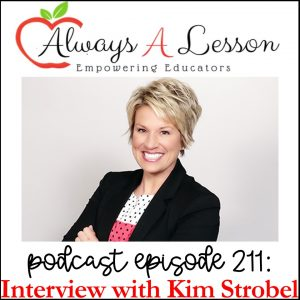 Kim Strobel Interview