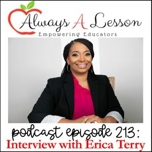 Interview with Erica Terry