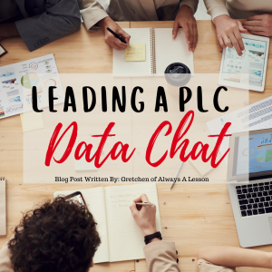 Leading a PLC Data Chat