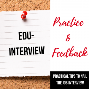 education interview course