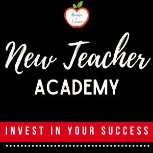 new teacher academy