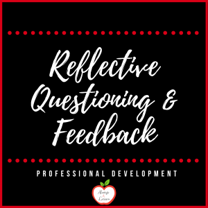 reflective questioning and feedback