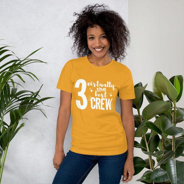Third Grade Crew T-Shirt