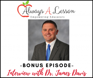 Interview with Dr. James Davis