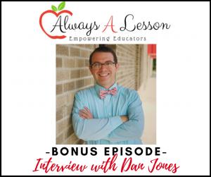 Interview with Dan Jones