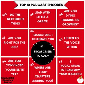 empowering educators top ten episodes