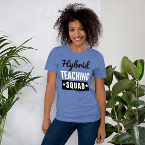 Hybrid Teaching Squad T-Shirt
