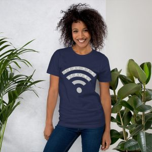 Teacher Strong Wifi T-Shirt