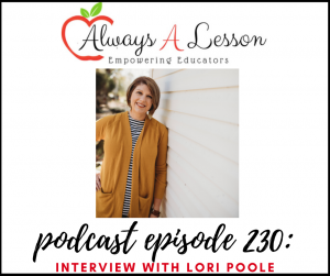 Lori Poole Interview