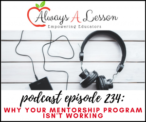 Why your mentorship program isn't working